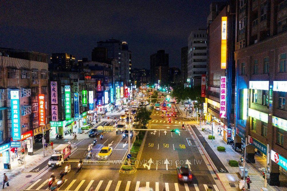 台北都市再生與創新 給下一代更美好的家園